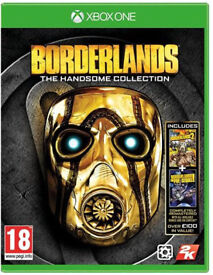 Xbox One Borderlands Handsome Collection