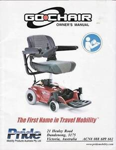 Go-Chair by Pride Scooter Jamisontown Penrith Area Preview