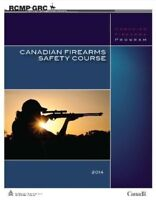 Canada Firearms Safety Course - PAL - Non Restricted Oct 7