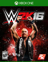 WWE 2K16 Xbox One - $40 TODAY ONLY