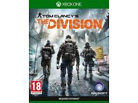 Tom Clancy the division xbox one