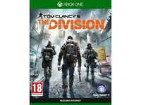 The Division for XBOX ONE BOXED LIKE NEW