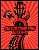 FREE GUITAR SUMMER CAMP *AGES 9-12*