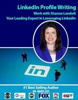 LOOKING FOR NEXT CAREER MOVE?  GET THE BEST LINKEDIN PROFILE