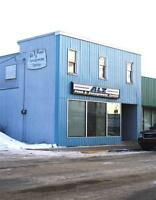 Commercial Building For Sale in Melfort