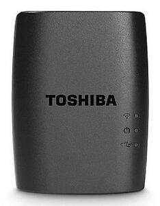 Toshiba Canvio?? Wireless Adapter - IEEE 802.11n - Wi-Fi Adapter