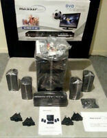 Buy Massif Sound HD-5000 Pro Series Home Theater Package - New