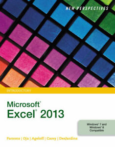 Microsoft Excel 2013 Introductory