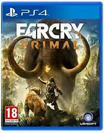 Far Cry Primal on PS4