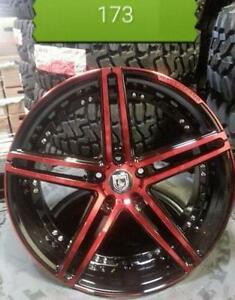 NEW!! 20 CONCAVE! 2 color options -- WHEELS AND NEW TIRES!! mdx cts sts edge escape BMW MERCEDES - 173