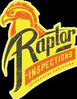 Raptor Inspections (Home Inspection Services)