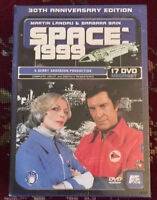 The Complete Space 1999 Megaset: 30th Anniversary Edition 17 DVD