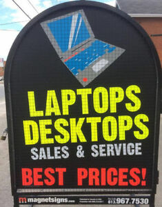 Great Selection of Computers ~ 3 Month Warranty