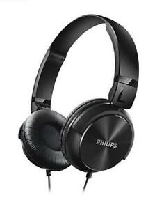 Philips DJ Style Studio Headphones - 32mm Driver/Closed Back - O