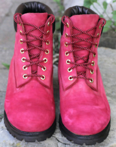 Mens Timberland Boots, Size 10.5, custom color