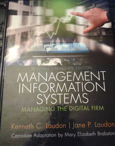Management Information Systems 7th Canadian edition