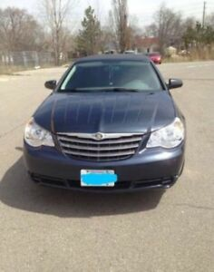 2008 Chrysler Sebring Convertible Windsor Region Ontario image 2
