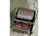 A Vintage Mower- spares or repair