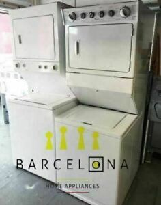 WASHER DRYER STACKED LAUNDRY CENTRE, AMAZING SALES IN APRIL!!!