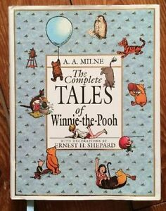 THE COMPLETE TALES OF WINNIE THE POOH $10
