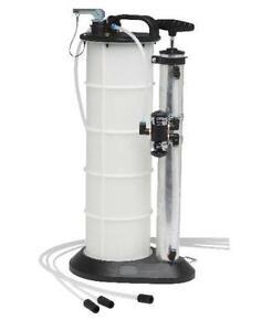 MityVac 8.8L Capacity Fluid Evacuator & Dispenser