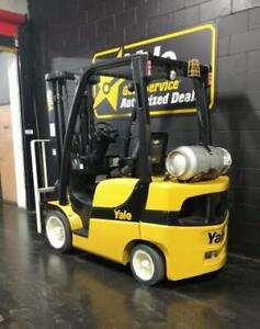 PROPANE FORKLIFTS 2 to 6000 lbs cushion tires forklift 20