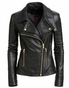Brand New - Custom Tailored Women's Leather Jackets!