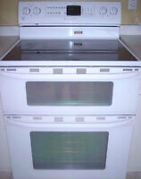 Double Oven Stove DOORS - Just Doors - Together for $40