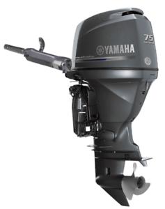 MOTEUR HORS-BORD YAMAHA ( 75HP / F75LB )