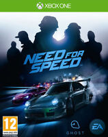 Need For Speed 2015 et 2 jours de Live Gold, Xbox One - 35$
