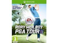 [XBOX ONE] RORY MCILROY PGA TOUR - GAME