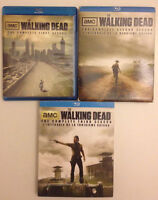 The Walking Dead blu ray