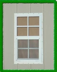 Selling 2 Brand New Windows  Great for a shed or garage