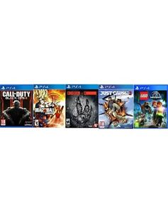 ☆☆☆ PS4 GAMES GREATEST, HOTTEST & LATEST COLLECTION ☆☆☆
