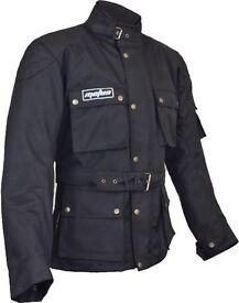 Nearly new motor bike jacket