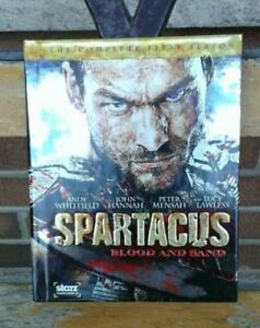 swap my SPARTACUS:  BLOOD & SAND blu ray for dvds