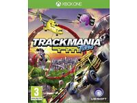 Trackmania Turbo for the XBox One (Brand New & Sealed)