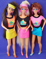 Searching vintage barbie