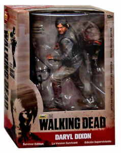 McFarlane The Walking Dead Figures - Rick, Daryl, many others