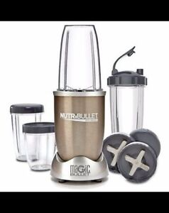 NEW MAGIC BULLET NUTRIBULLET PRO 900W BLENDER