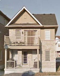 Beautiful 4 bed Ajax home only 3-4 years old $1795 per month