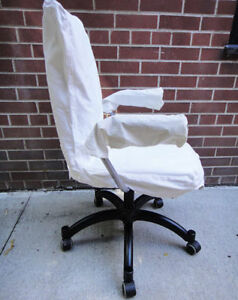 NOT AVAILABLE YET. Ikea Nominell Swivel Office Arm Chair