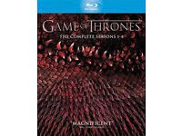 Game of Thrones Complete Seasons 1-4 Blu-ray