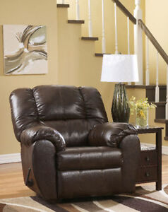 New Leather and Fabric Furniture..Great Pricing!!!