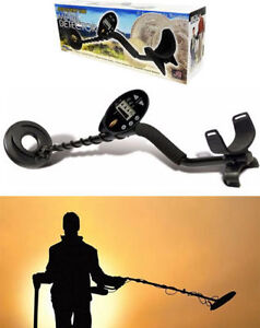 BRAND NEW Bounty Hunter Discovery 1100 Metal Detector- FIND GOLD