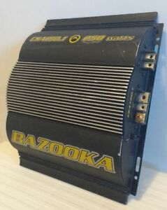 BAZOOKA 250W Amplifier