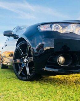 2014 Ford Falcon FG MK2 XR6 Black 6 Speed Auto Seq Sportshift Sedan Maddington Gosnells Area Preview
