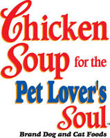 Chicken Soup for the Pet Lover's Soul - Dog & Cat Food!