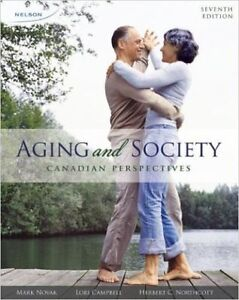 Aging in Society, 7th Edition textbook