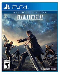 Final fantasy 15 FFXV